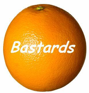 ORANGE BASTARDS