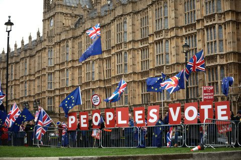Failing to call a People's Vote now would be a betrayal of democracy   MetroNews