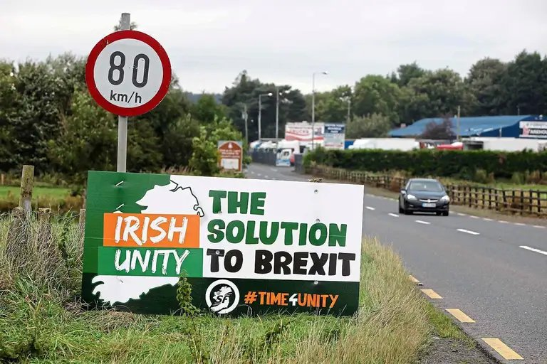'Ireland cannot back Brexit deal which lets minority veto wishes ofmajority'